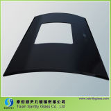4mm 5mm 6mm 8mm Tempered Range Hood Glass 또는 Cooker Hood Glass/Appliance Glass