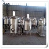 1000L熱い販売のためのマイクロビールビール醸造所装置/使用されたクラフトビール発酵タンク