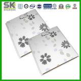 Los paneles de pared decorativos de PVC con diferentes tamaños de
