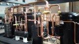 Para casa de 100 a 300 metros quadrados de alta eficiência e bomba de calor com fonte de energia a 75% de energia