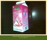 Joghurt-Karton-Füllmaschine