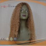 Parrucca superiore di seta dei capelli brasiliani francesi del merletto di modo (PPG-l-0596)
