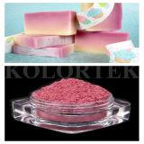 石鹸作成およびハンドメイドの化粧品のための装飾的な顔料
