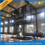 Ascenseur hydraulique de voiture de stationnement de garage d'équipement pour l'atelier