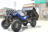 150cc/200cc/250cc exploração agrícola ATV com armazenamento grande de quatro lâmpadas principais