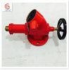 Hidrantes de incêndio reguladora de pressão flangeadas Válvula Desembarque BS1400