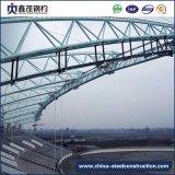 橋タイプの鋼鉄の梁のための鉄骨構造の建物