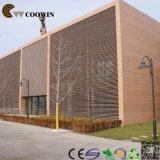 Casa de revestimento de parede exterior compacta de longa duração