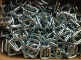 Curvatura do fio/fio de aço/fio galvanizados da colocação de correias para a cinta composta de 13mm