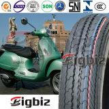 Neumático de la motocicleta de 3 ruedas butílico del neumático 3.50-8 Neumáticos Scooter