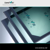 Landvac 건축과 부동산에서 이용되는 장식적인 착색된 진공 평면 유리