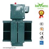 Type d'huile des balais de charbon sans contact AC Stabilisateur de tension à des fins industrielles