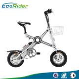 2016 vespa eléctrica plegable de la última rueda de la ciudad dos, bici eléctrica plegable