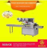 De Verpakkende Machines van het Hoofdkussen van de Bal van de Chocolade van de Staaf van de Chocolade van het Pak van de stroom