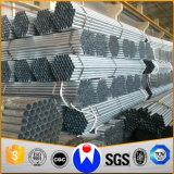 Tubo de acero galvanizado sumergido caliente 12m m a 426m m