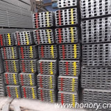 JIS canal de acero Barras de China de Tangshan Manufactutrer (50-400mm)