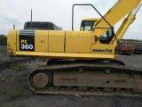 Utilisé KOMATSU EXCAVATEUR360-7 PC, utilisé des machines de l'excavateur minier