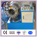Pas 1/4 '' aan - 4sp de Hydraulische Plooiende Machine van Slang 2 '' Dx68 Dx69