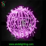 Cadena de colores de Navidad bola de luz LED de luz