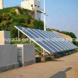 Elettricità solare che genera sistema