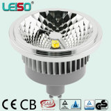 90 CRI CREE 15W Spotlight met CE&RoHS LED Es111/AR111 (j)