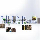 La capacidad de la pequeña tuerca de la palma de aceite de semillas de palma de equipos de molienda