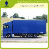 Het Blad van pvc Tarp, pvc Met een laag bedekte Stof, Met een laag bedekt Geteerd zeildoek voor de Dekking tb-PVC002 van de Vrachtwagen