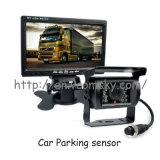Coche que invierte el kit de la cámara con el monitor (12V-24V)