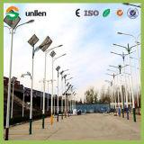 3m 4m 5m 6m 7m 8m 9m 10m 12m 15m mètres en acier galvanisé à chaud pôle d'éclairage de rue