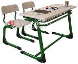 Muebles elegantes del estudiante del doble del diseño para la escuela