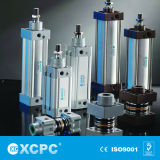 Pneumatic Cylinderの空気のComponent