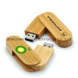 USBのフラッシュ駆動機構USBの棒OEMのロゴ木製のフラッシュ駆動機構USBのフラッシュディスクUSBのメモリ・カードUSB 2.0のフラッシュ親指駆動機構のPendrivesのフラッシュカード