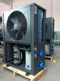 riscaldatore di acqua commerciale della pompa termica di sorgente di aria 10kw-87kw