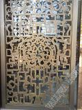 Strato inciso dell'acciaio inossidabile per l'elevatore