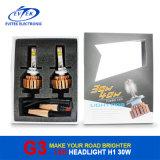 6000k farol do diodo emissor de luz do CREE das peças de automóvel G3 H1 60W 3200 Lm com preço de fábrica da alta qualidade