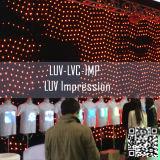 LED-videogordijn/LED Vision-doekengordijn