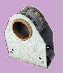 Шестерня для системы вентиляции в парнике