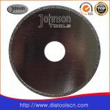 Od150mm Electroplated Diamond lame de scie de coupe