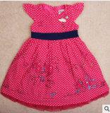 Commerce de gros de l'Europe et les États-Unis style velours côtelé de vêtements pour enfants Les enfants de la jupe d'usure