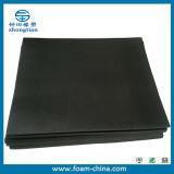 Feuille de mousse en PVC noir