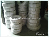 Boyau tressé de faible diamètre d'acier inoxydable de PTFE (SAE R14)