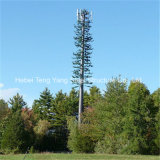A alta qualidade galvanizou a torre artificial camuflada uma comunicação das telecomunicações da árvore de Bionice