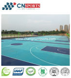 Allwetter- Gummisport-Bodenbelag für im Freiengymnastik-Spielplatz-Oberfläche