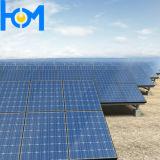 Verres de sûreté inférieurs Tempered de fer d'arc pour le panneau solaire