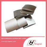 De super Macht Aangepaste Boog van de Behoefte N35 met Sterke Macht de Permanente Magneet van NdFeB/van het Neodymium voor Motoren