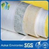 L'ago di PPS ha perforato il feltro con il sacchetto filtro della polvere della membrana di PTFE