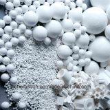 23 ~ 30% de boules de céramique inerte Al2O3 en tant que support / couverture de catalyseur