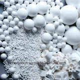 23 ~ 30% Al2O3 inertes esferas cerâmicas como catalisador Suporte / Cobertura