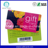 Farbenreiche Geschäft Belüftung-Geschenk-Karte