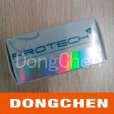 Caisse d'impression pour hologramme de flacon de testostérone 10 ppm